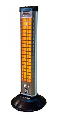 estufa eléctrica vertical a cuarzo tilcara 1200w