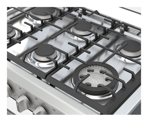 estufa emportable gas wer3100d 80 cms whirlpool