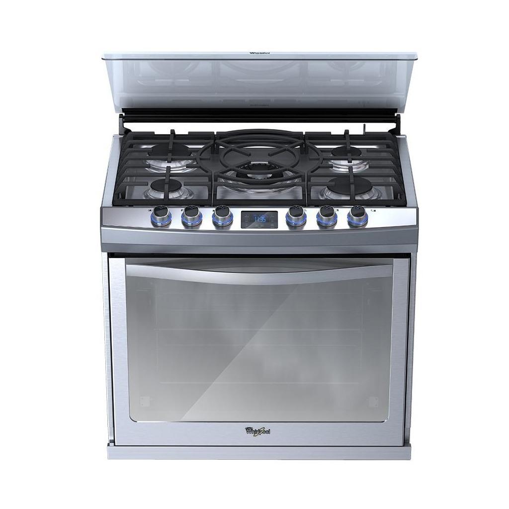 Estufa empotrable whirlpool 30 we9950s 26 en for Encendido electronico cocina whirlpool