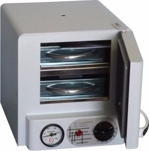 Estufa esterilizador manicure pedicure anvisa 3l estojo - Estufa de calor ...