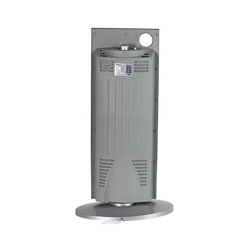 estufa fibra de carbono kendal nsb 120k5 silver