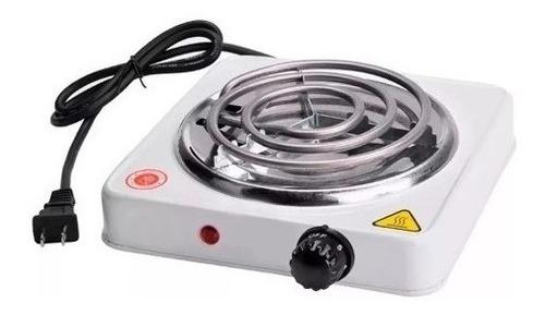 estufa fogón 1 puesto eléctrico para calentar cocinar compac