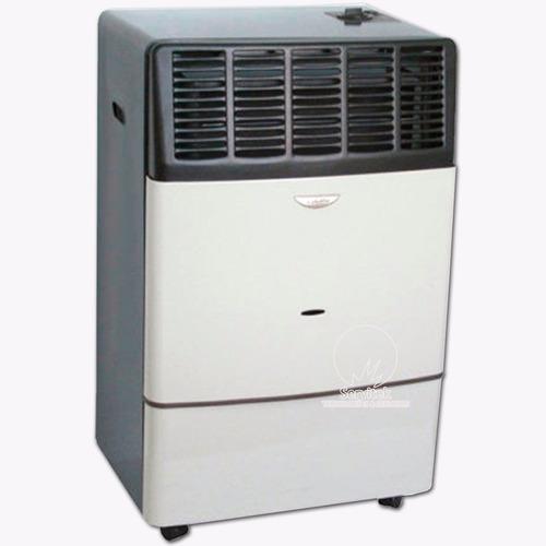 estufa garrafera calefactor