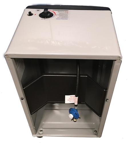 estufa garrafera infrarroja 1900/3800 torpedo gas envasado