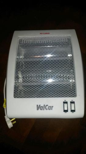 estufa halógena valcar 800 watts
