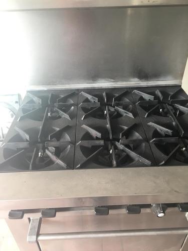 estufa industrial garland sunfire