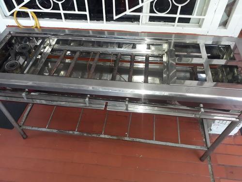 estufa industrial restaurante