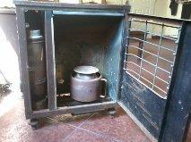 estufa  kerosene !!! antigua !