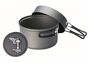 estufa kovea solo lite titanio de alta pureza anodizado du