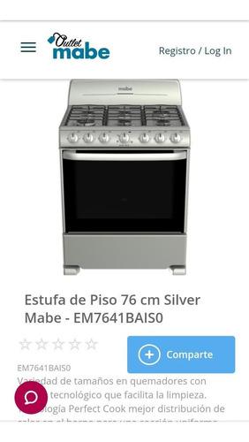 estufa mabe 30'
