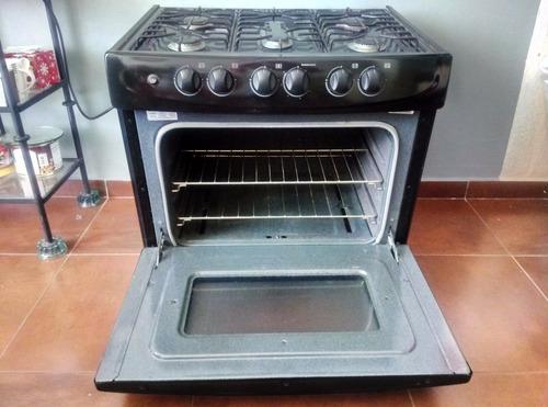 estufa mabe 4 quemadores con parrilla y horno