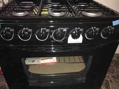 estufa mabe nueva de 6 hornillas