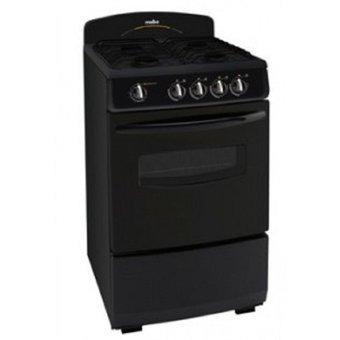 estufa mabe semi nueva 50cm color negra