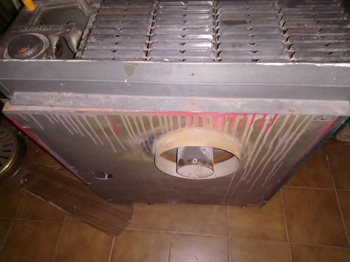 estufa marca volcán tiro balanceado  oferton 3000kcal