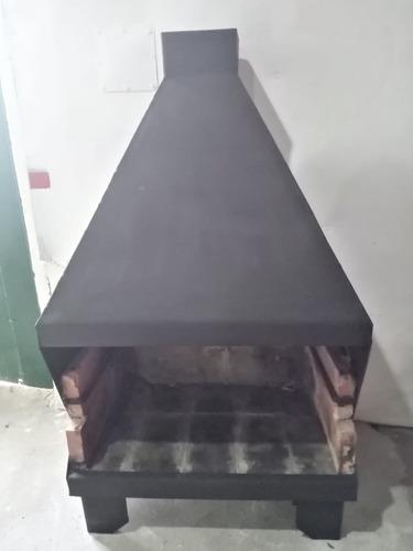 estufa metalica