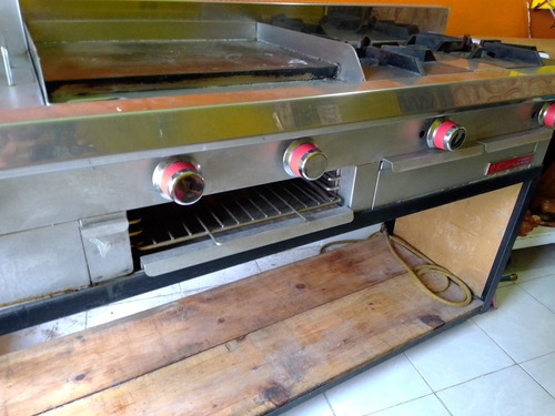estufa multichef petit coriat de mesa para gas lp con base.