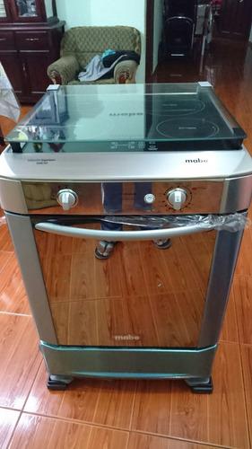 estufa o cocina a inducción