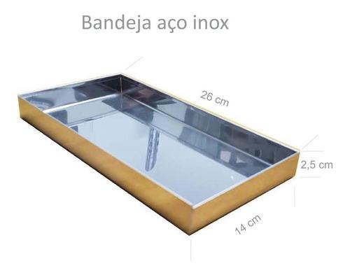 estufa omega p/ salgados dupla 10 bandejas -luxo