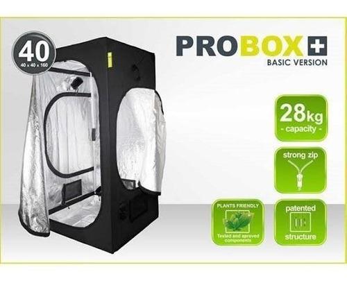 estufa probox 40x40x160 cultivo indoor led