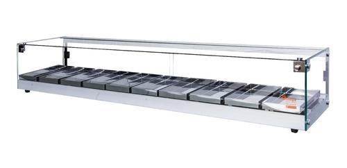 estufa  salgados 1,50 mt   linha luxo  -  com led