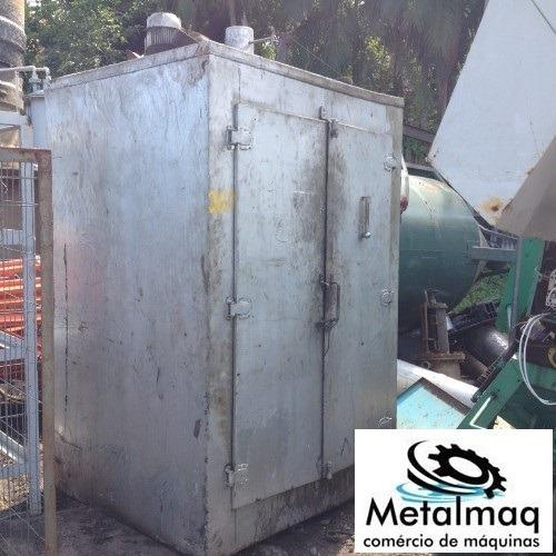 estufa secagem para plástico ventilação forçada - cód 260