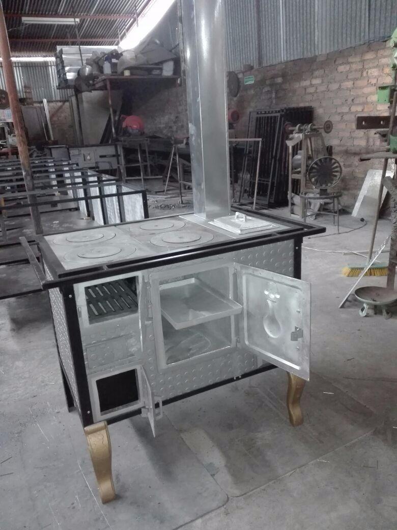 Estufas de carb n y le a port tiles en mercado libre - Cocinas de carbon y lena ...