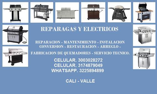 estufas - hornos - calentadores - freidores - asadores