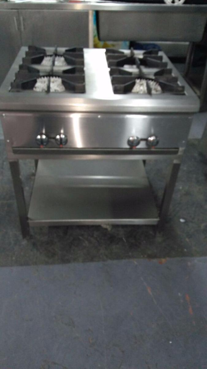 Estufas industriales en mercado libre for Estufas industriales cali