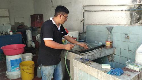 estufas .mantenimientos reparacion