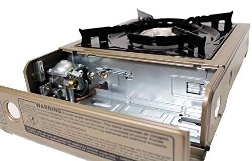 estufas para mochileros y camping,gas un nuevo gs-3400p ..
