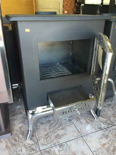 estufas y calentones de leña menonitas