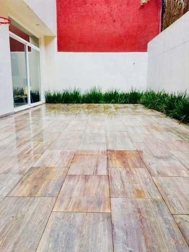 estupenda casa de 3 niveles con roof garden en lomas de tarango, álvaro obregón