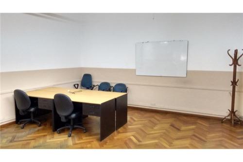 estupenda oficina - expensas y gastos incluídos