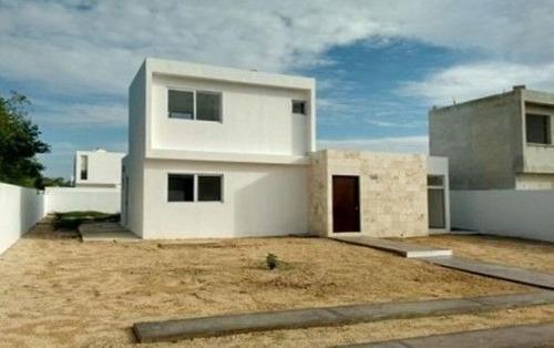 estupendas casas en paseos del mayab modelo vita preventa