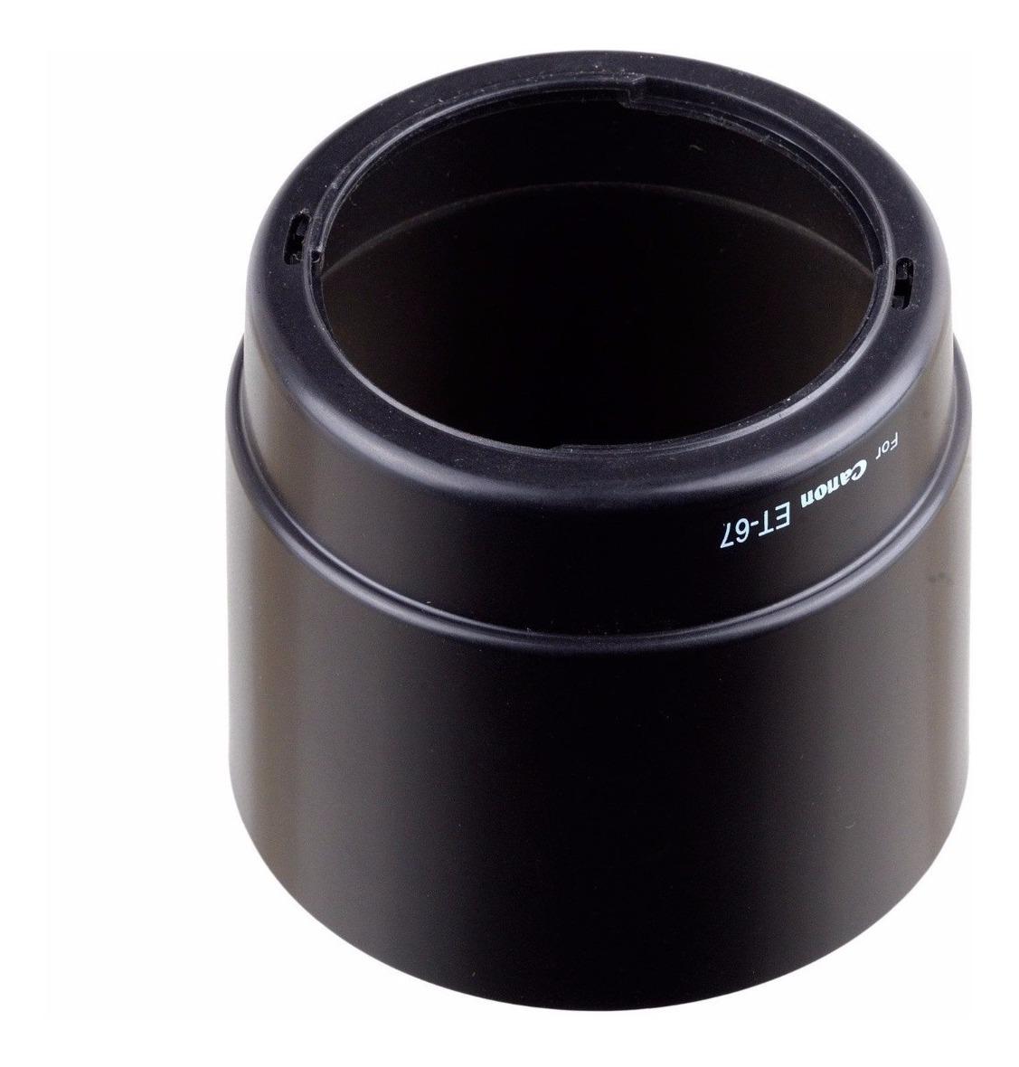 ET-67  Parasol Canon EF 100mm f//2.8 Macro USM
