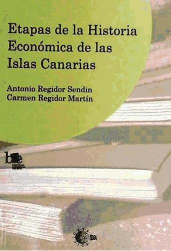 etapas de la historia económica de canarias(libro economía p