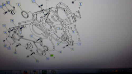 etc4154 vedante da caixa velocidade land rover defender