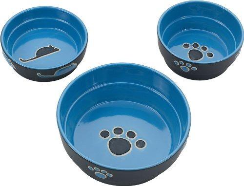 ethical pet products (spot) dso6897 fresco plato de perro d