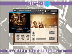 Ethno World 6 Complete Para Kontakt Win X64 Espectacular