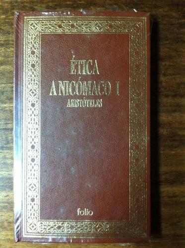 ética anicómano i - i i - aristóteles