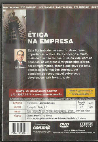 etica na empresa