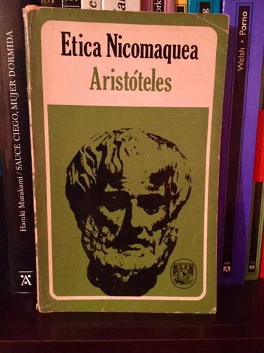ética nicomaquea aristóteles