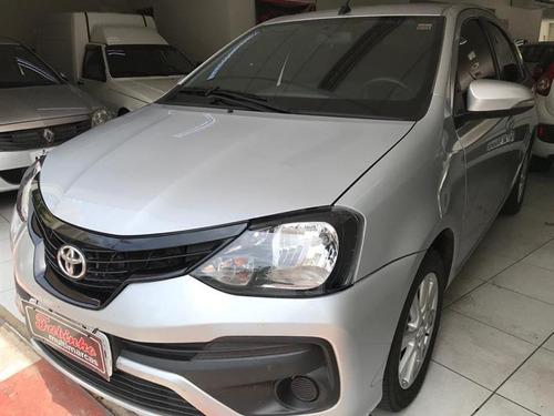 etios 1.5 x plus sedan flex 4p automático 2020 novíssimo