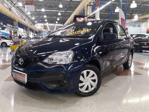 etios 1.5 xs sedan 16v 2018