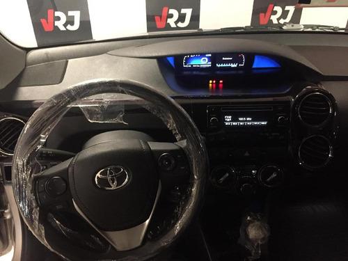etios etios xs sedan 1.5 flex 16v 4p aut.