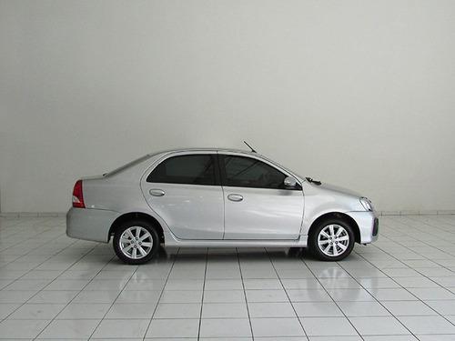 etios sedán 1.5 xls sedan 16v flex 4p manual