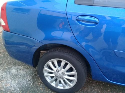 etios sedan toyota  sd xls 1.5 04 portas