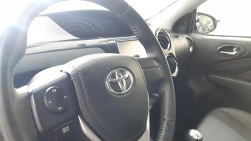 etios sedan xls 1.5 flex 2016