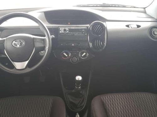 etios  x 1.3 flex 16v 5p aut.