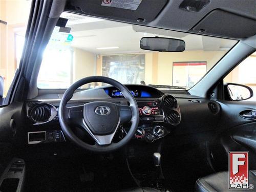 etios x sedan 1.5 flex 16v 4p aut.